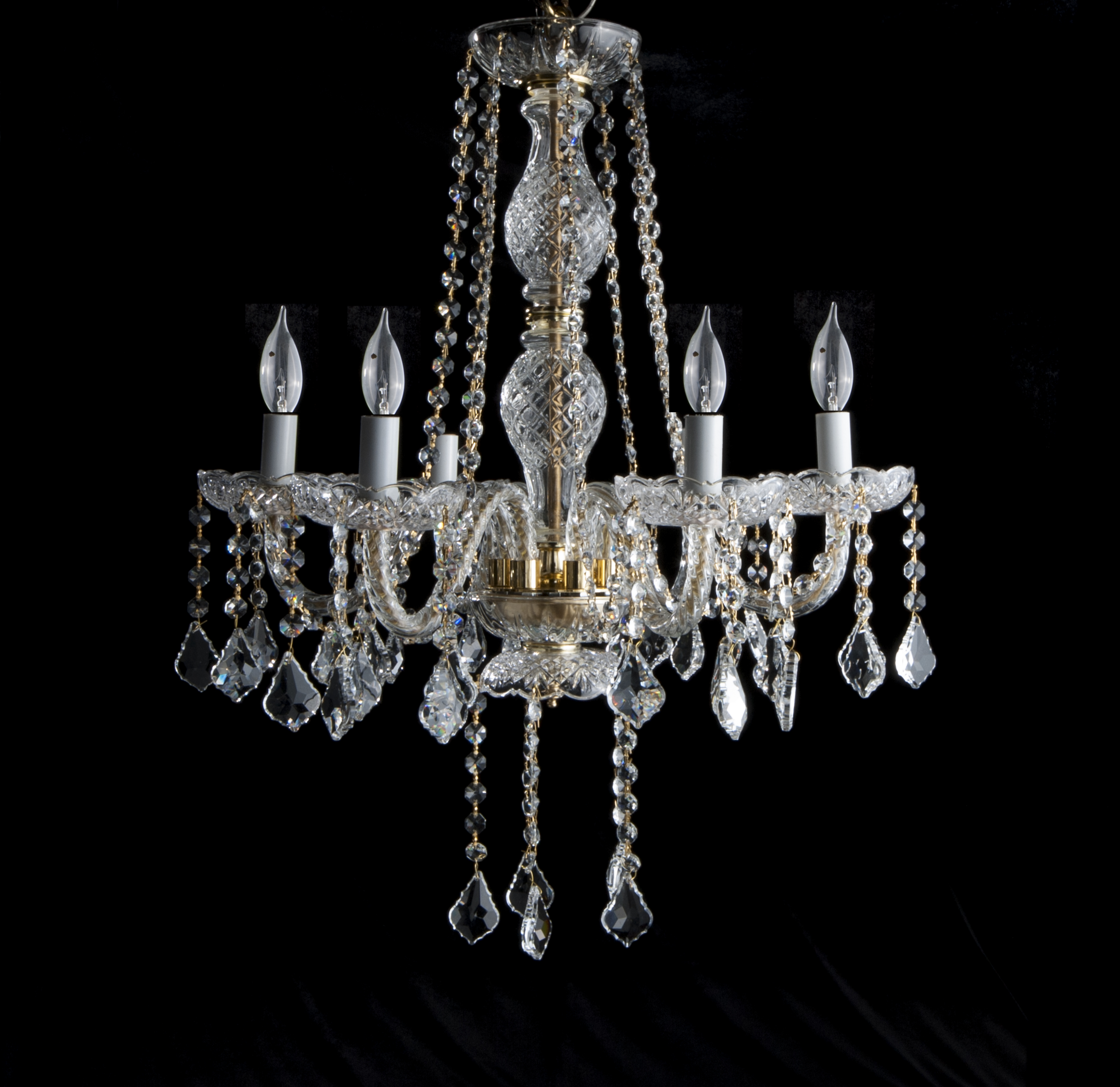 ITEM NO CHAN2 CRYSTAL CHANDELIER