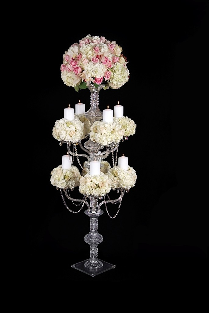 BC50 Two-tiered candelabra, 58